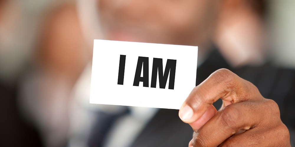 What is your personal brand saying