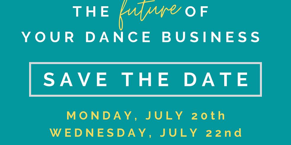 IABD Workshop for Dancers: Dance Business