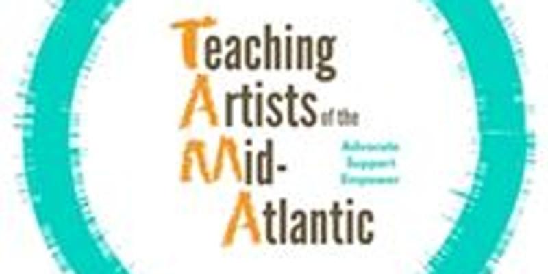 Teaching Artists of the Mid-Atlantic Webinar w/Eric Booth