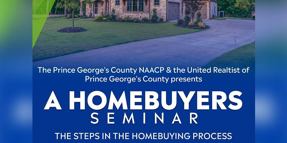 PGC Homeowners Seminar for Artists