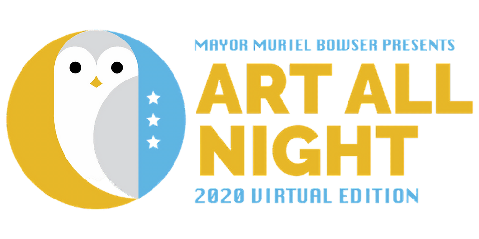 Art All Night DC Virtual Take OVER Experience