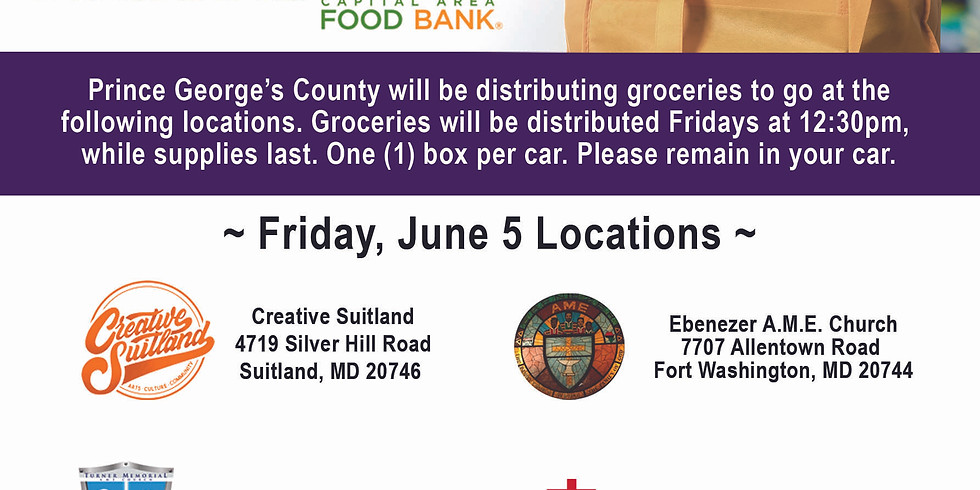 Food Bank for Families