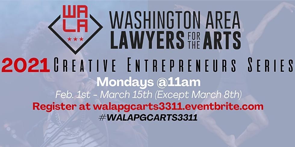 WALA Creative Entrepreneurs Series