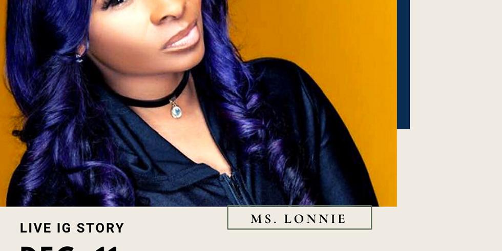 going LIVE!!! w/Ms. Lonnie, Dynasty Dance Institute Acrodance