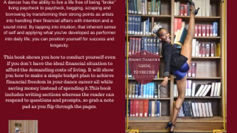 A Broke Dancer's Guide to Success