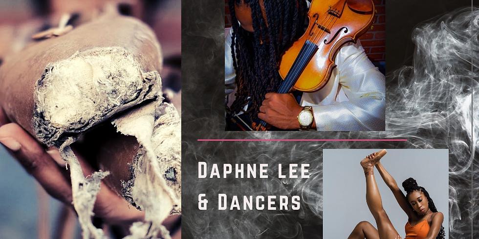 INSTRUMENTATION, Virtual Performance Collaboration Hip Hop Violinist & Brown Ballerinas