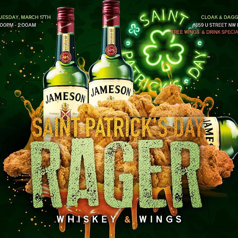 St. Patrick's Day Happy Hour