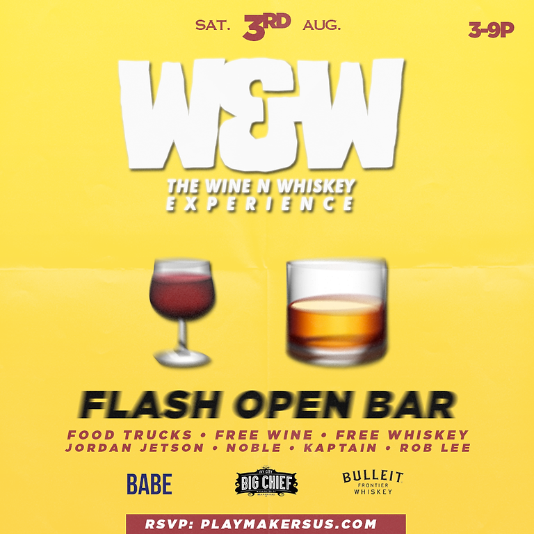 The Wine N Whiskey Experience