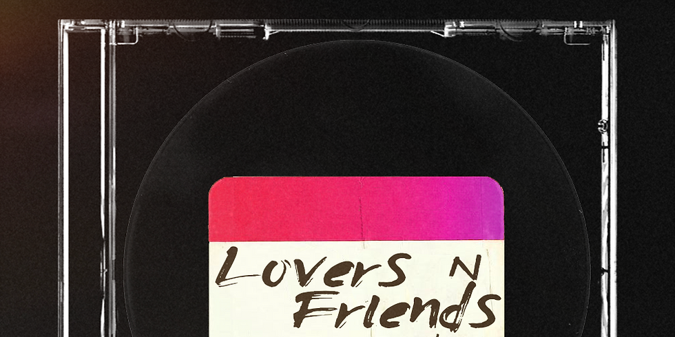 Lovers n Friends Vol. IV