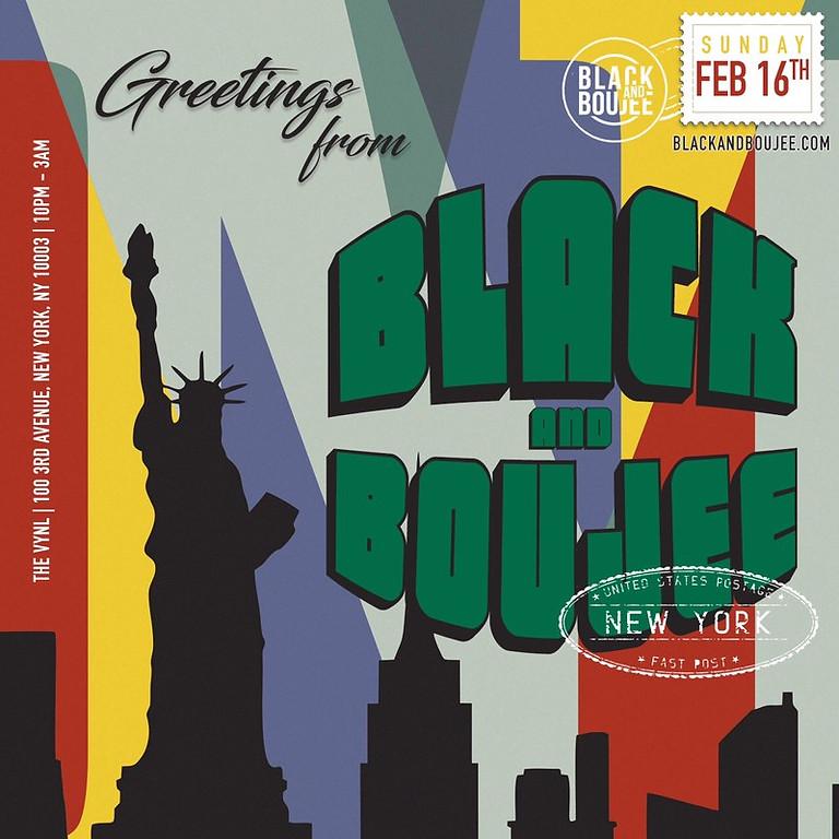 Black & Boujee NYC