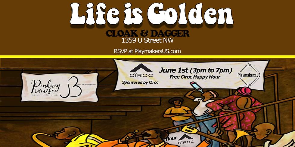 Life Is Golden: Ciroc Summer