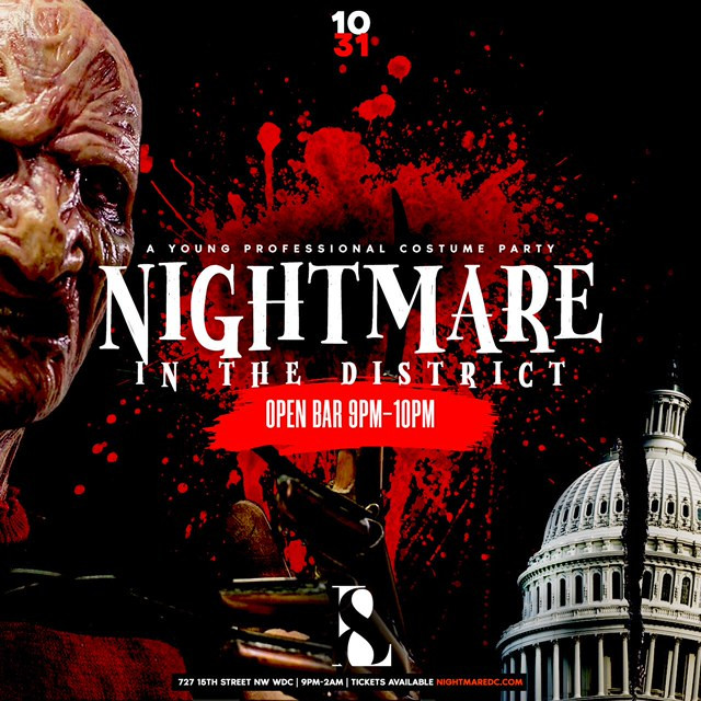 Nightmare in the Capital