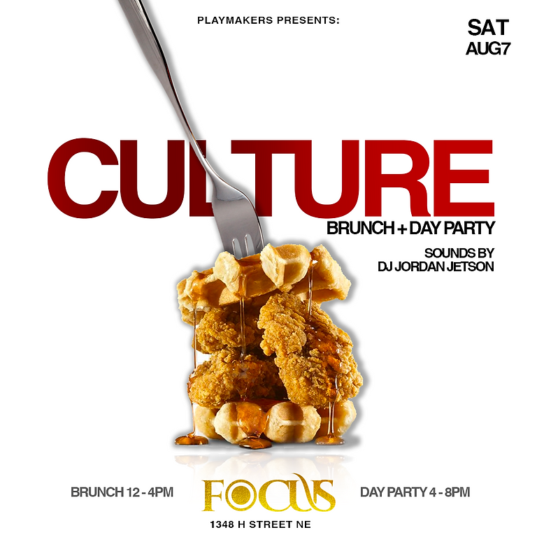 Culture: Brunch & Day Party