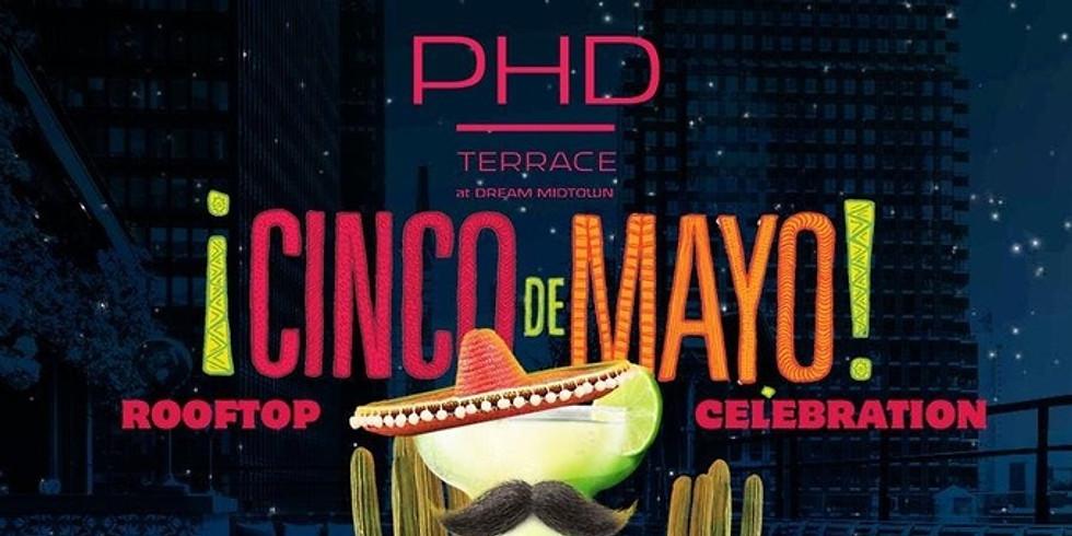 (NYC) Cinco De Mayo Rooftop Celebration