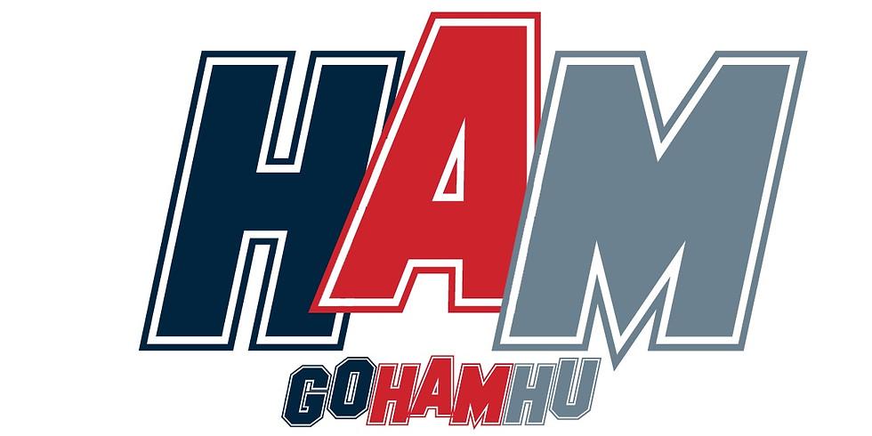 GoHamHU Weekend