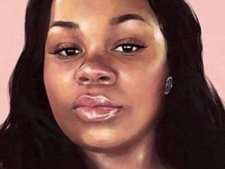 Reflections on Honoring Breonna Taylor's Memory