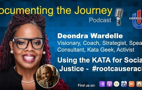 Using the KATA for Social Justice - #RootCauseRacism