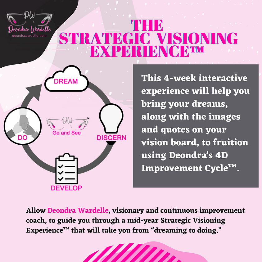 The Strategic Visioning Experience™