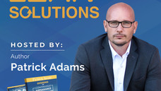 Lean Solutions Podcast: Hosted by Patrick Adams-Continuous Improvement & Strategic Vision Boarding