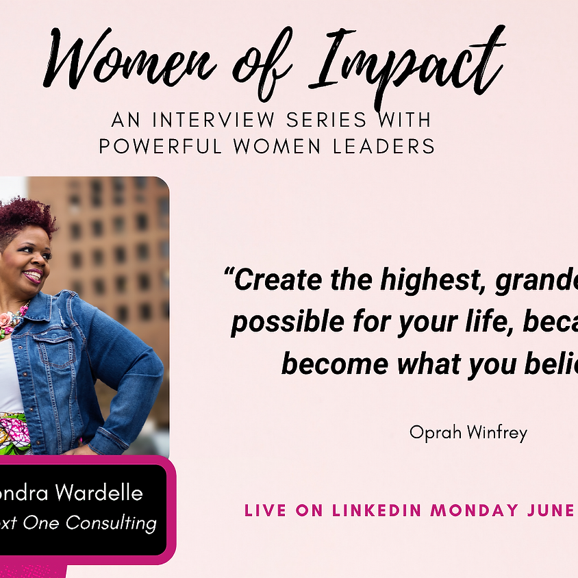 Women of Impact: An Interview with Powerful Women Leaders