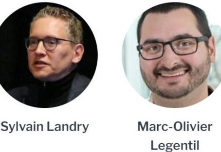 05/14/21 High Five Friday Feature: Sylvain Landry & Marc-Olivier Legentil
