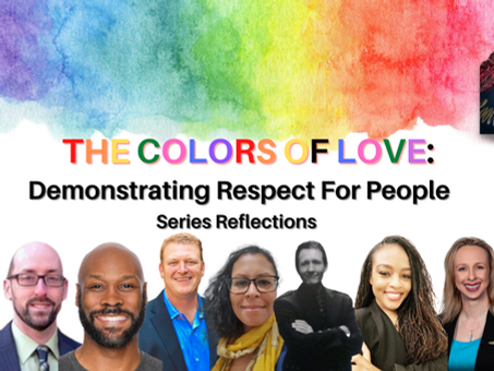 The Colors of Love - Reflections