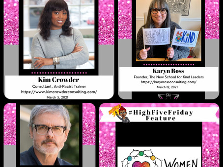 March #HighFiveFriday Review
