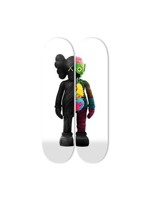 Buddy Black x2 Skateboard