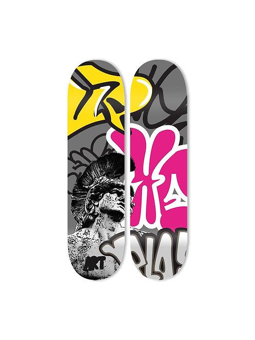 Achilles Skateboard