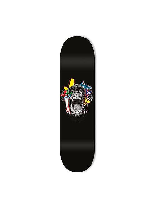 Graffiti Monkey Skateboard