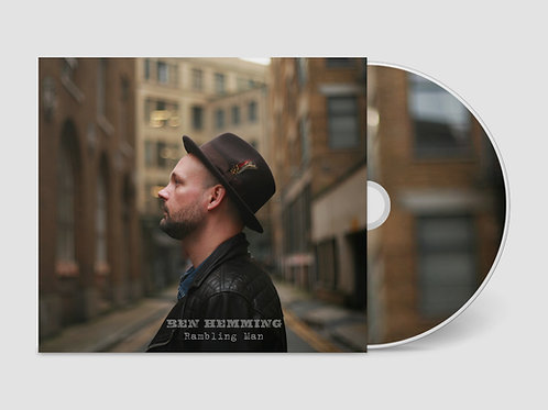 Rambling Man EP - Compact disk