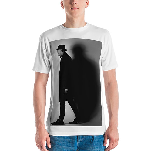 'The Devil Beside Me' Men's T-shirt