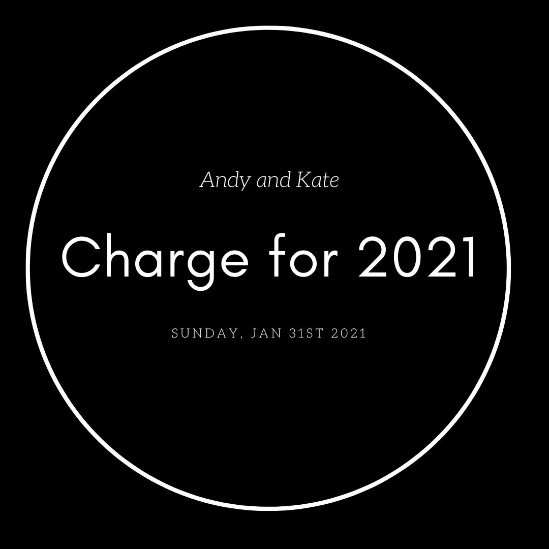 Charge for 2021