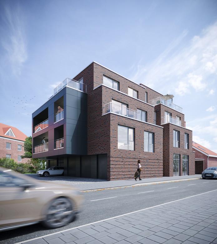 Wohn- und Geschäftshaus