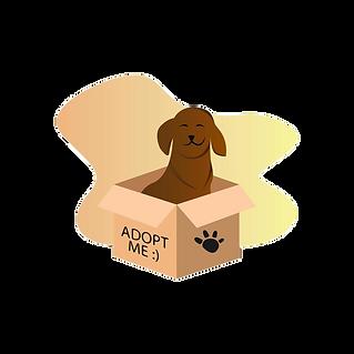 1833938-adoptie-campagne-met-hond-in-een-doos-gratis-vector.png