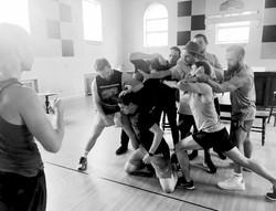 Fight Rehearsal