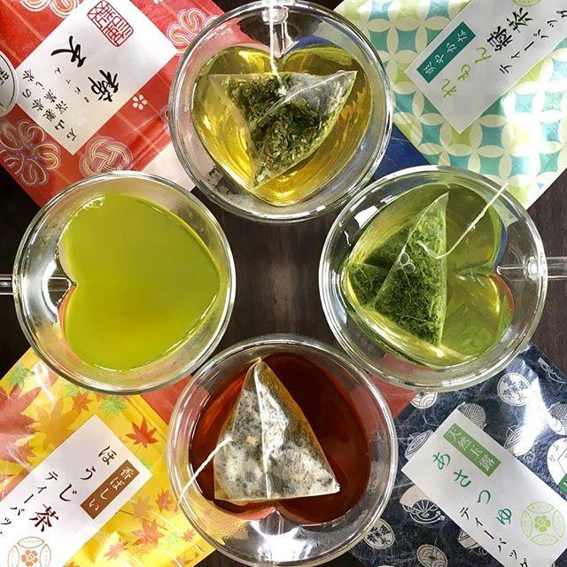 ダブルウォールグラス ハートマグ♪_遂に販売開始♪___お茶の時間をもっと楽しく