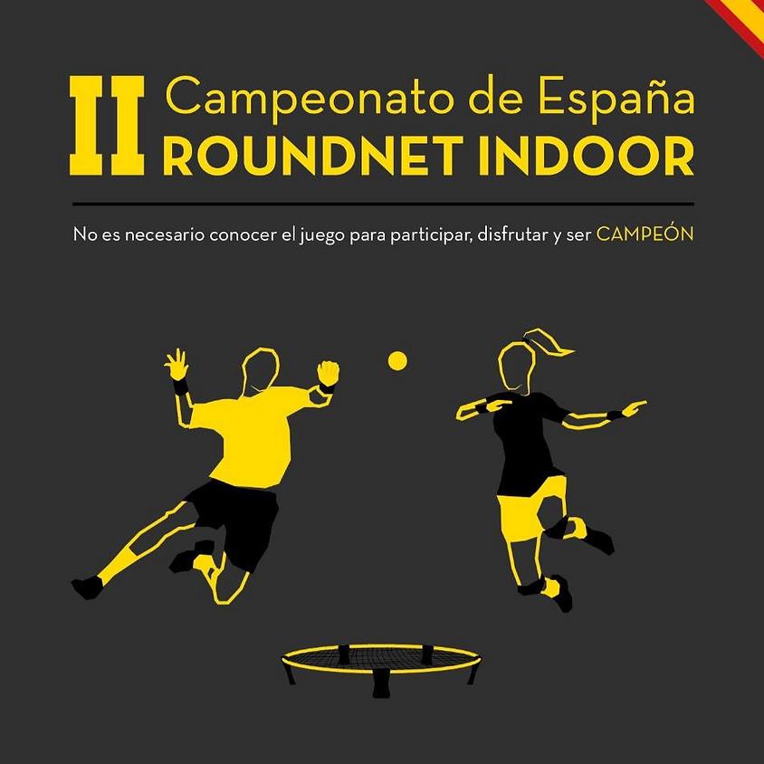 Roundnet Indoor Spanish Championship