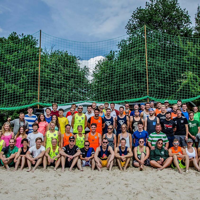 Indoor Spikeball/Roundnet Masters 2019