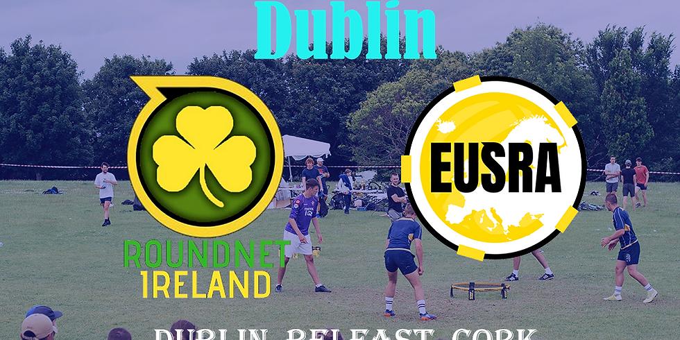 DUBLIN - European Roundnet Day