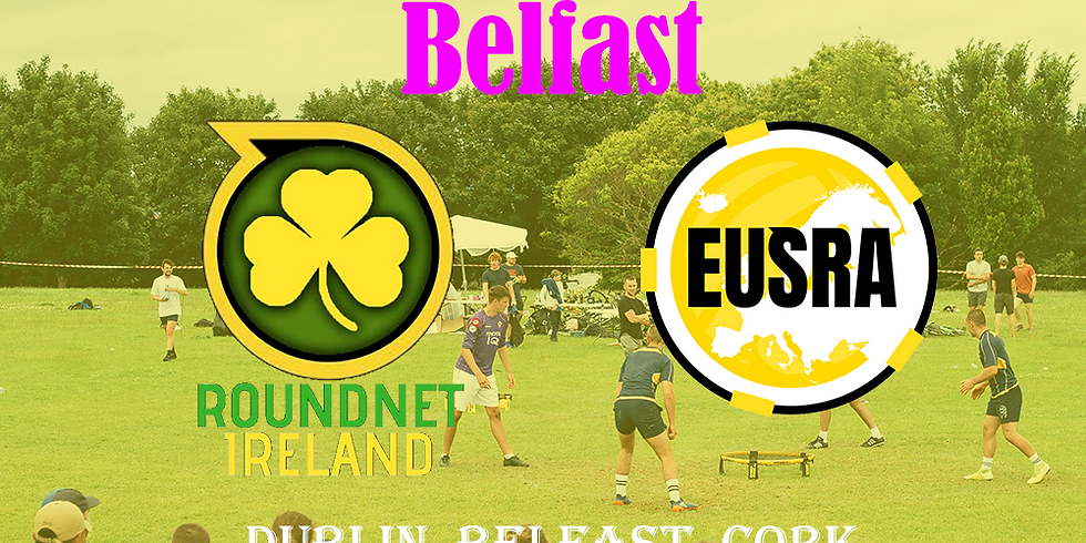 Belfast - European Roundnet Day