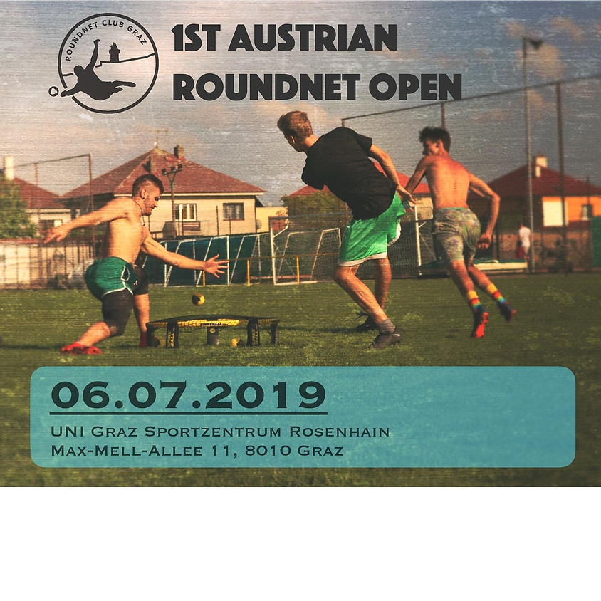 The First Austrian Roundnet Open