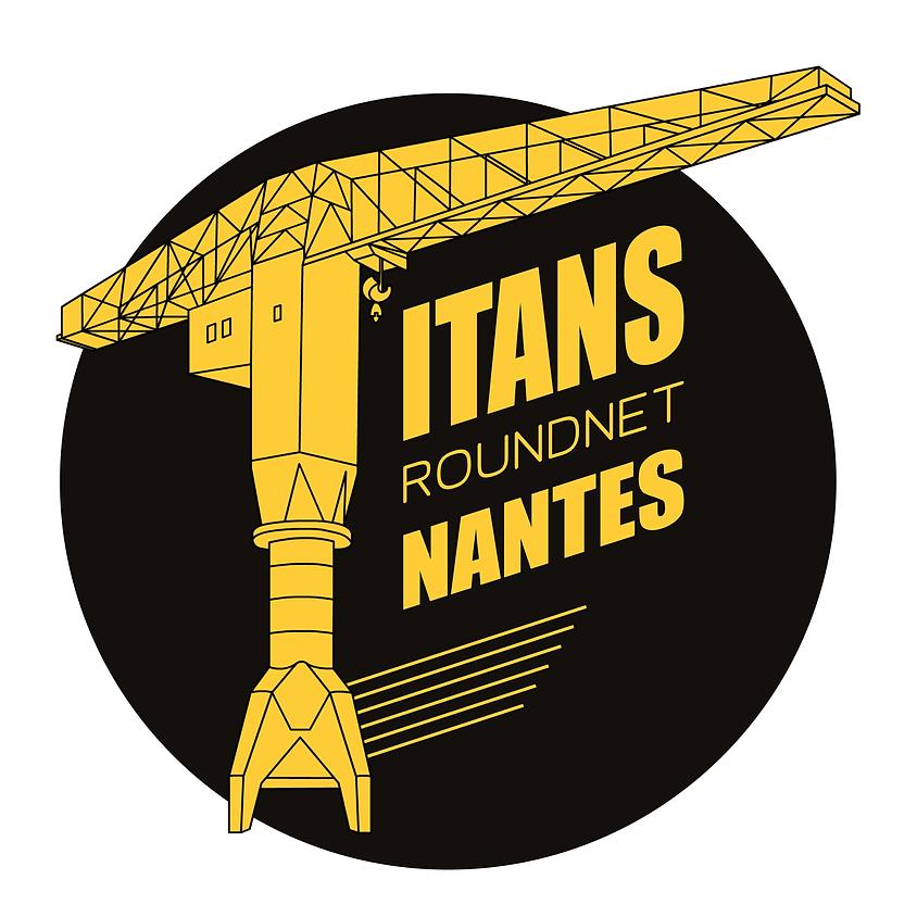 Open Nantes #02 - Roundnet / Spikeball (1)