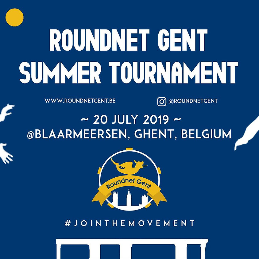 Roundnet Gent Summer Tournament