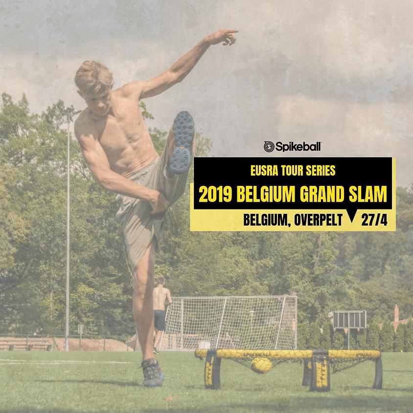 Grand Slam Tour Stop #1