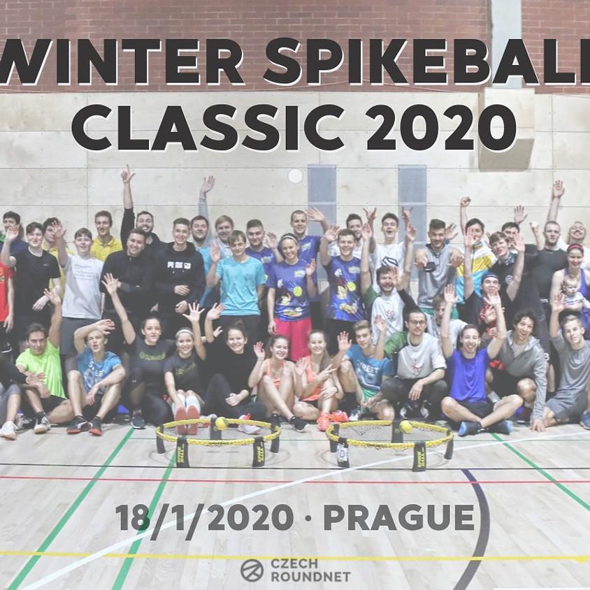 Winter Spikeball Classic - Czech Roundnet