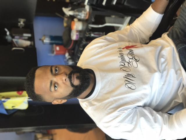 Adult Cut & Beard