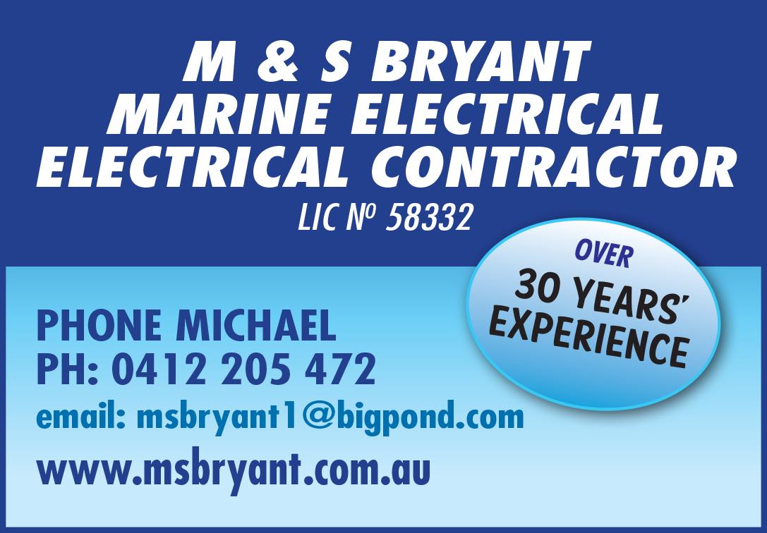 M&S Bryant Marine Electrical