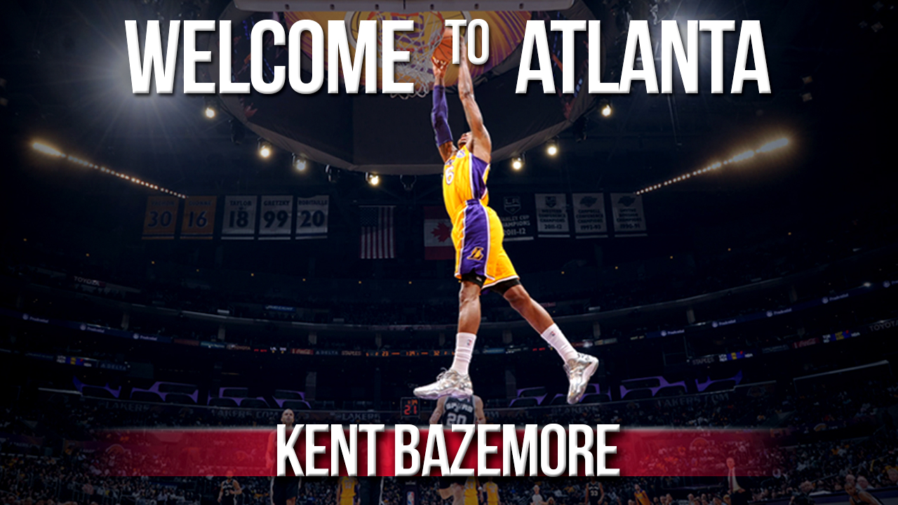 Kent Bazemore Graphic