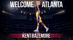 Kent Bazemore Graphic
